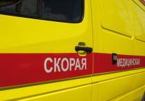 Юная спортсменка получила травму головы во время соревнований по лыжному фристайлу на юго-западе Москвы