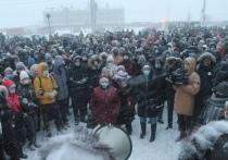 В районные и городские суды Архангельской области продолжают поступать административные дела об организации несогласованных акций и участии в них