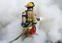 О правилах поведения при пожаре в подъезде напомнили жителям Серпухова