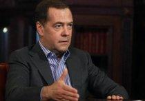 Медведев предупредил о возможности блокировки его аккаунтов в соцсетях