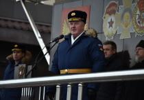 Генерал-майор Алексей Рагозин покинул Рязанское десантное училище