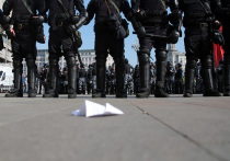 В мессенджере Telegram появился канал, в котором публикуются персональные данные силовиков, проводящих задержания участников протестных митингов