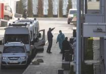 В Москве количество заразившихся COVID-19 стало меньше, чем в Петербурге