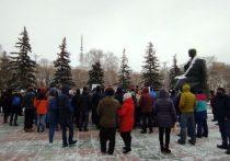 К концу недели в Хакасии известно о 10 наказанных митингующих в поддержку Навального
