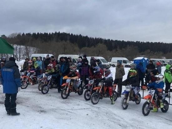 В Обнинске на мотокроссе серьезно травмирован 8-летний ребенок