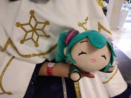 Чем удивил 10-й тульский аниме-фестиваль Yuki no Odori
