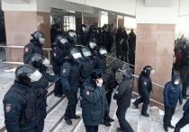На акции протеста в Красноярске задержаны более 190 человек (обновлено)