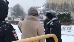 В Костроме 31 января полиция предельно вежлива