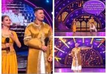 В очередном шоу «Танцы со звездами» Дава стал «одноруким Шивой»