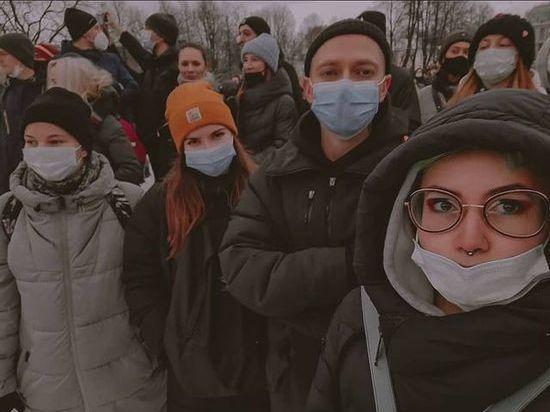 Задержанного на несогласованной акции Оксимирона отпустили из полиции