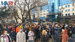 Запрещенный митинг в Краснодаре: как это было