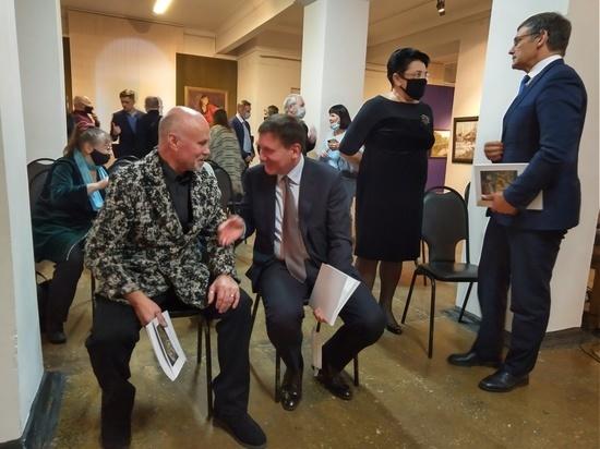 В Кирове Андрей Широков показал пленэрную Европу