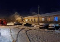 Два человека погибли при пожаре в жилом доме Лабытнанги
