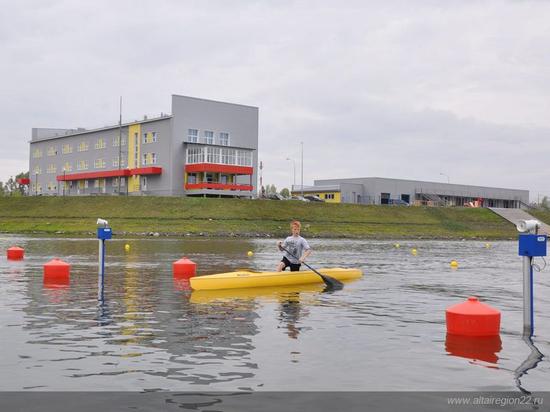 После Кубка мира на гребном канале под Барнаулом создадут уникальный спорткластер