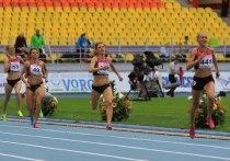 Хакасская легкоатлетка заняла третье место на чемпионате России