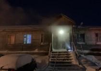 Следком проводит проверку по факту смертельного пожара в общежитии Лабытнанги