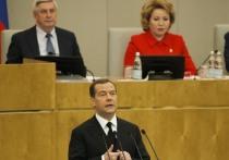Медведев назвал себя слишком молодым для пожизненного сенаторства
