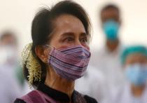Военные совершили переворот в Мьянме и арестовали лидера страны, лауреата Нобелевской премии мира 75-летнюю Аун Сан Су Чжи
