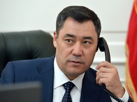 О чем говорили президенты Кыргызстана и Казахстана