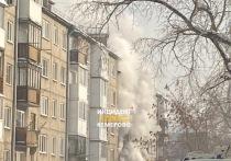 Больше двух десятков человек едва не пострадали из-за возгорания в кемеровской многоэтажке