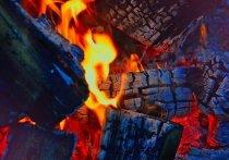 В Кировской области сгорела женщина и мужчина, который зашел в гости