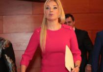 Максакова ответила на обвинения в предательстве России