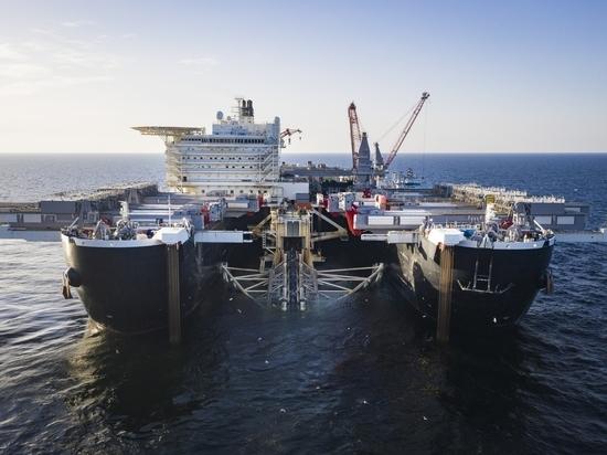 Москва готова защитить газопровод в международном арбитраже