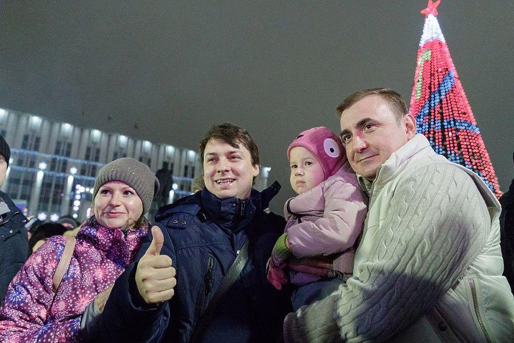 Пятый год губернаторства: Алексей Дюмин работает в Тульской области
