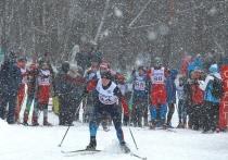 Соревнования по лыжным гонкам прошли в Пущино