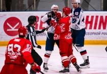 ХК «Сокол» проиграл «Ростову» в первом матче заключительной серии