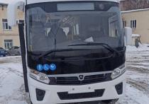 На прошлой неделе в Киров поступила партия новых автобусов