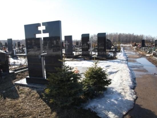 «Социальные похороны» в Чебоксарах подорожали на 300 рублей