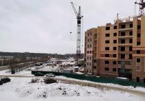 В Йошкар-Оле в прошлом году построено 205,9 тысячи кв. м жилья