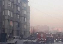 Пригоревшая еда оказалась причиной вызова пожарных в пятиэтажку в Чите
