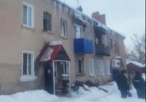 В пожаре в Сарапуле погиб пенсионер, еще пятерых жителей удалось спасти