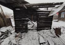 На пожаре в Килемарском районе погибли куры