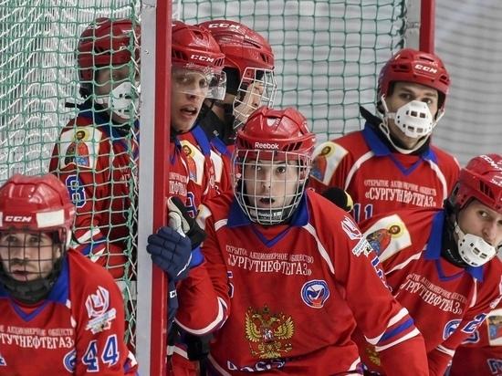 Несмотря на решение CAS лишить Россию всех международных соревнований, чемпионаты мира по хоккею с мячом пройдут у нас