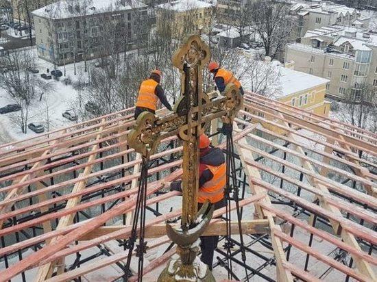 Строительство церкви Святого Павла осуществлялось в XIX веке