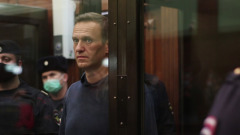 Алексей Навальный и Юлия слушают приговор: видео из суда