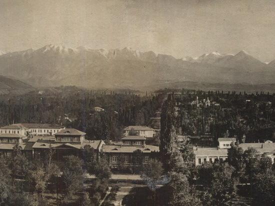 Несколько фактов из истории города Алматы