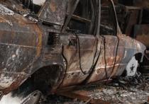 Два грузовика и «Жигули» за сутки сгорели в гаражах забайкальцев