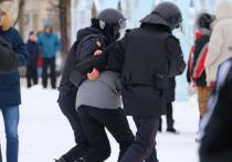 В суд Ижевска передали 34 материала на участников незаконного митинга