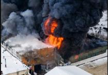Опубликованы переговоры и возможные имена пропавших пожарных в Красноярске