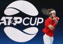 Россия вышла в полуфинал ATP Cup, Рублев пообещал музыкальную карьеру