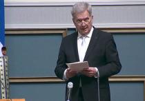 Президент Финляндии призвал к
