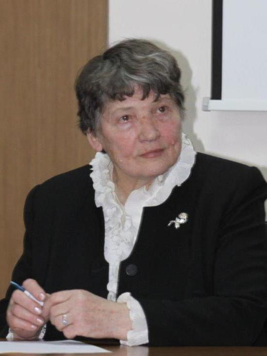 В Нижнем скончалась бывший директор ДДТ им. Чкалова Надежда Белик