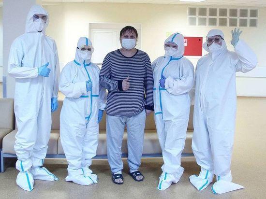 Из петербургской больницы выписали пациента, умершего 11 января