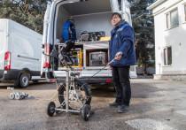Похитителей воды в Крыму теперь помогают ловить роботы