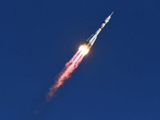 Падение ступени ракеты «Союз» в Ямальском районе попало на видео