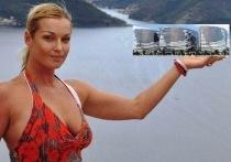 Анастасия Волочкова твердо намерена продать свои квартиры в Астрахани
